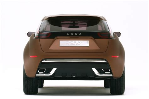 2018 Lada Xray Autokonzepte