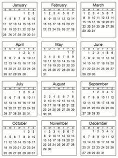 calendar    calendar  calendar