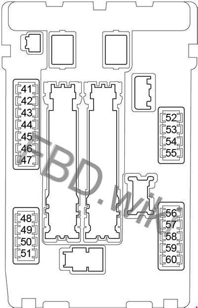 Nissan Murano Fuse Box Diagram