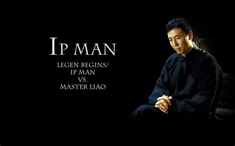 Ip Man Wallpaper