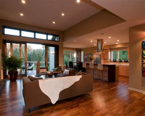 Open Floor House Plans With Photos by Amazing One Storey House Designs With Modern Interior
