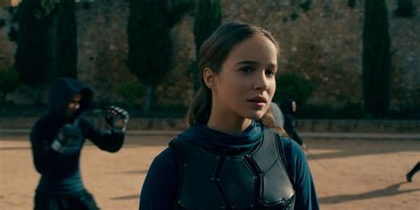 alba baptista nun warrior ava netflix season star series miraculous halo main actress lead second two telenovela seasoned know serial