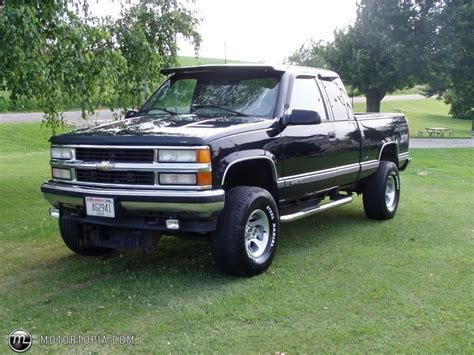 1996 Chevrolet Ck 1500 Series  Information And Photos