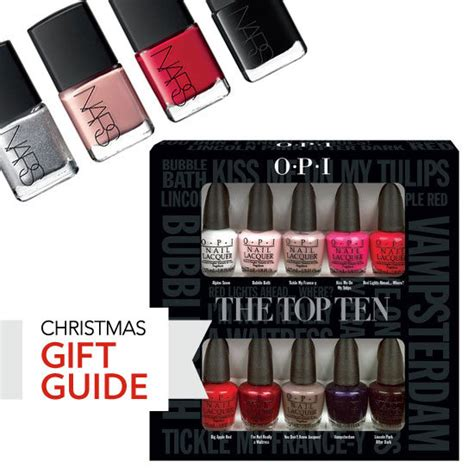 10 nail polish sets for christmas presents popsugar