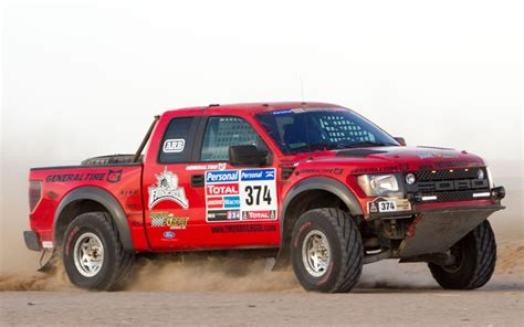 ford raptor rally truck racing the 2011 dakar rally with ford 39 s svt raptor event