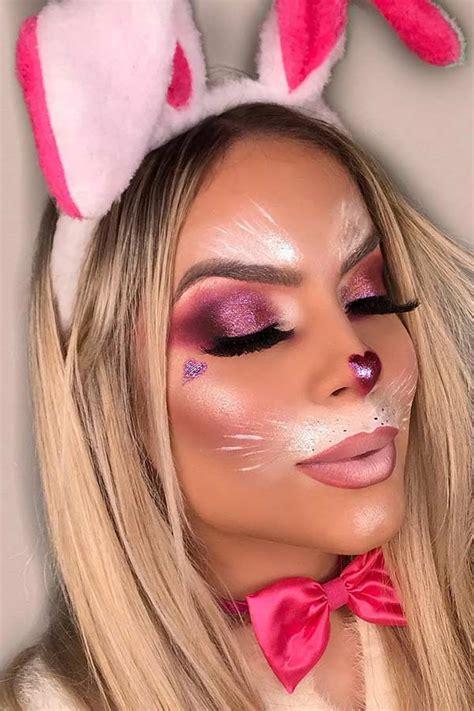 bunny makeup ideas  halloween stayglam