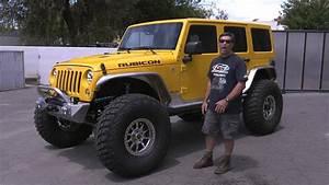 Yellowjacket Rubicon Jeep Jk Build