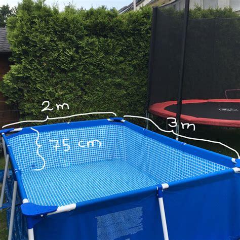Pools Für Kleine Gärten by Ein Kleiner Swimmingpool F 252 R Den Garten Das Solltet Ihr