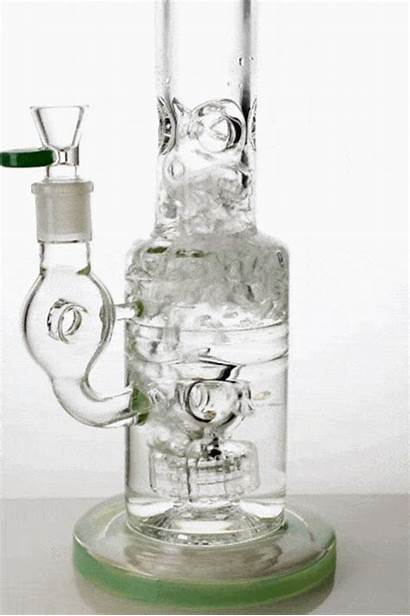 Jade Bong Diffuser Barrel Inch Water Glass