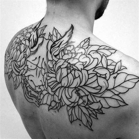 cool  tattoos  men expansive canvas design ideas