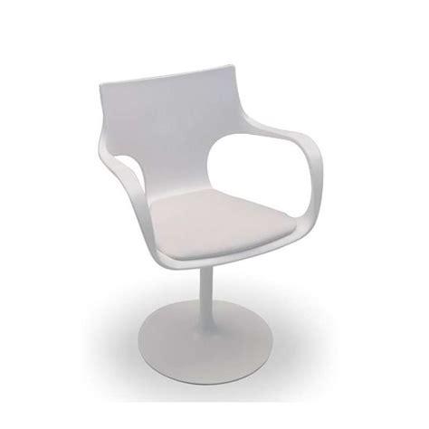 4 pieds 4 chaises givors chaise design pivotante avec accoudoirs flûte sovet 4