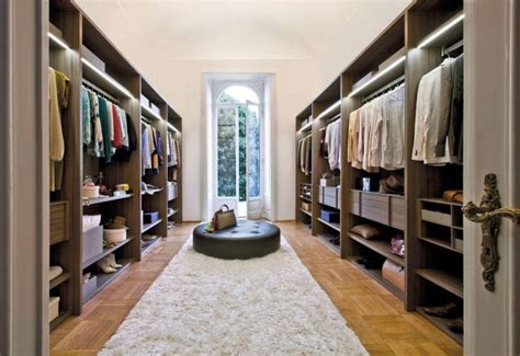 19 walk in closet furniture designs to prep you up in no time
