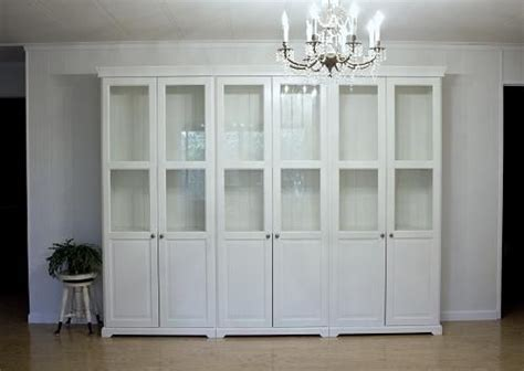 bookcases that look built in ikea bookcases for built ins look