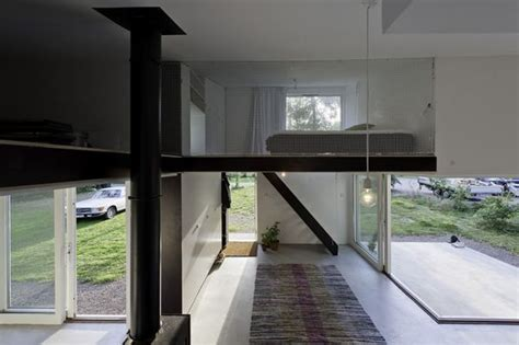 compact mini home by dinell johansson mini house sweden