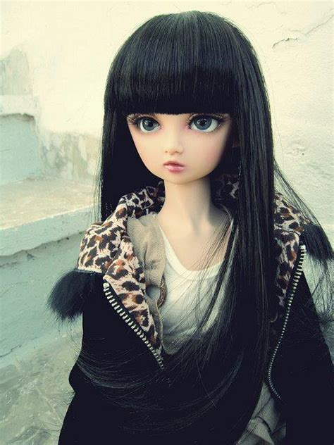 With Black Hair by Doll With Black Hair Desicomments