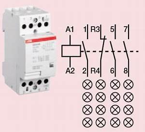 Contactor - 4 Circuit