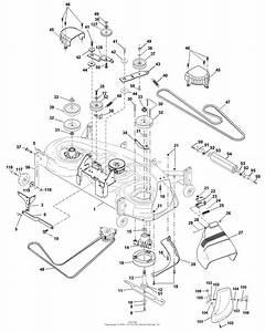 Ayp  Electrolux Qp20h46a  2000  Parts Diagram For Mower Deck