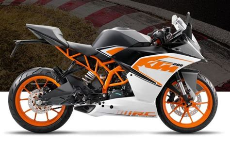 Ktm Rc 200 Image by Best Images Ktm Rc200 Top Model Photos 2018