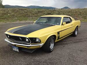 1969 Boss 302 mustang #'s match for sale - Ford Mustang boss 302 1969 for sale in Crested Butte ...