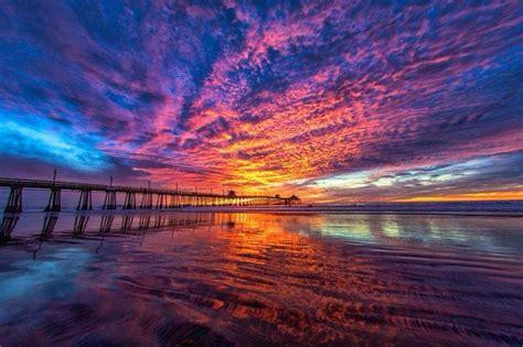 Photo Imperial Beach Sunset Alex Pina San Diego Reader