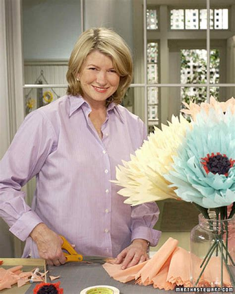 crepe paper flowers martha stewart