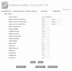 fcc id wa5wh22b weather station by fine offset electronics With documents 5 user manual