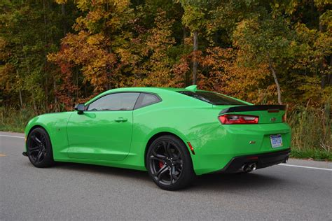 Chevrolet Camaro Ss 1le by Review 2017 Chevrolet Camaro Ss 1le Gtspirit