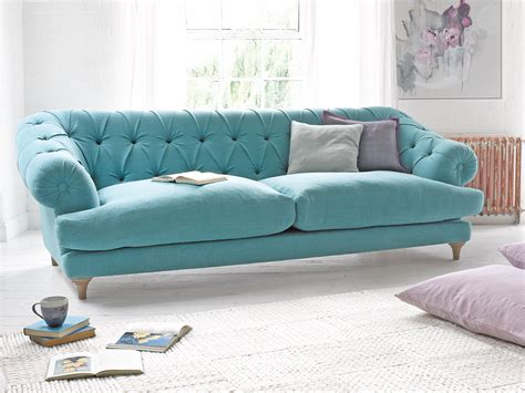 Retro Loveseat by Bagsie Sofa Chesterfield Style Sofa Loaf