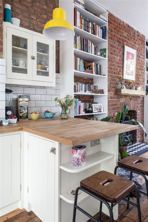 breakfast bar ideas for small kitchens 9 ways to islands and breakfast bars work in small
