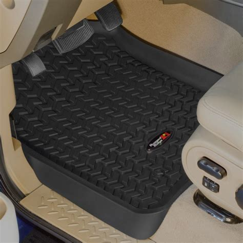 Weathertech Floor Mats 08 F250 by Ford F250 F350 Front All Terrain Floor Liners Pair 2011