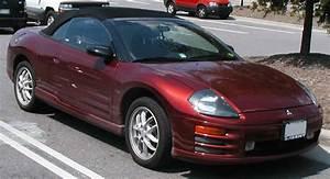 1996 Mitsubishi Eclipse Spyder Gs-t