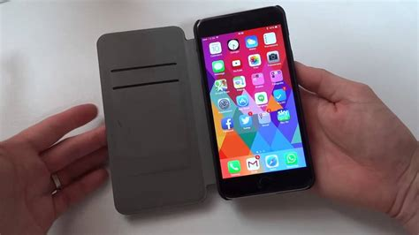 invert photo iphone recensione flip cover proporta per iphone 6 plus