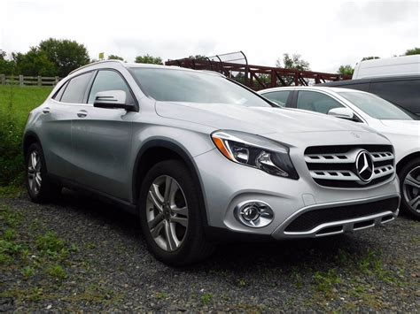 The car has been outstanding for both. Certified Pre-Owned 2018 Mercedes-Benz GLA GLA 250 AWD 4MATIC®