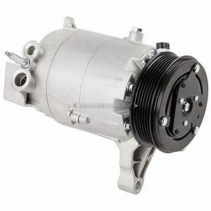 Ac Compressor  U0026 A  C Clutch For Chevy Impala Monte Carlo