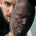 Great work! | Portrait tattoo, Realism tattoo