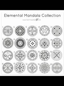 Interprétation D Un Mandala : which mandala speaks to you meanings on the site i picked one and it was perfect i ordered it ~ Melissatoandfro.com Idées de Décoration