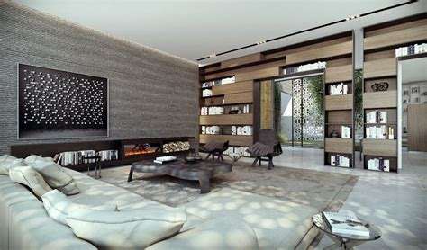 Ando Studio Modern Home And Luxury Apartment Renderings by Modern Rendering White Apartment Design Ideas Modern Low