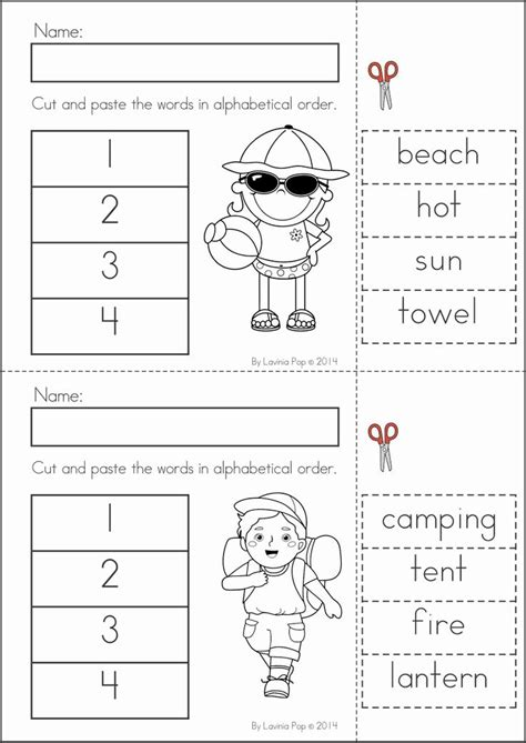 48 best images about themed worksheets on