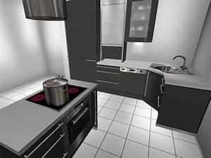 L Küche Mit Kochinsel : l insel k che alno rollschrank apotheker anthrazit grau ebay ~ Sanjose-hotels-ca.com Haus und Dekorationen