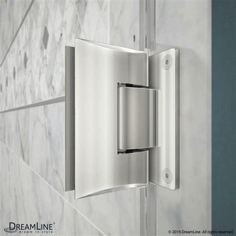 40 inch shower door dreamline shdr 243957210 hfr unidoor plus 39 1 2 to 40