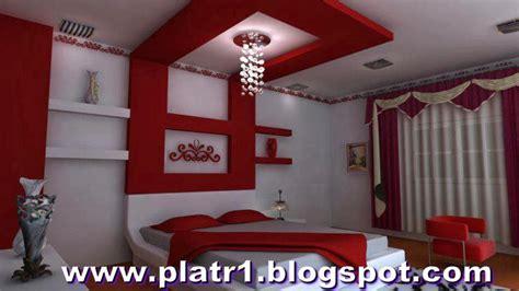 staff decor chambre a coucher décoration chambre en placoplatre