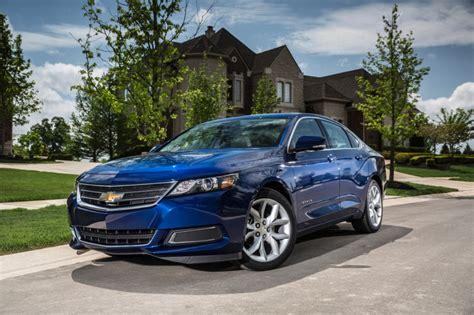 Chevrolet Car : 2014 Chevrolet Impala Blue 2