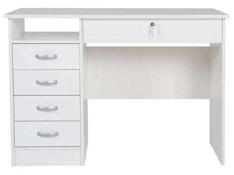 conforama bureaux bureau 5 tiroirs 1 niche 2 vente de bureau