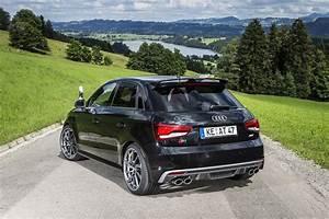 Audi S4 Avant Occasion : abt tuned audi s1 has more power than the s3 autoevolution ~ Medecine-chirurgie-esthetiques.com Avis de Voitures