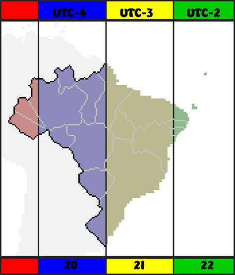 file geographical time zones of brazil png wikimedia commons