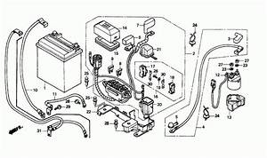 Wiring Diagram For 1997 Honda Trx 400