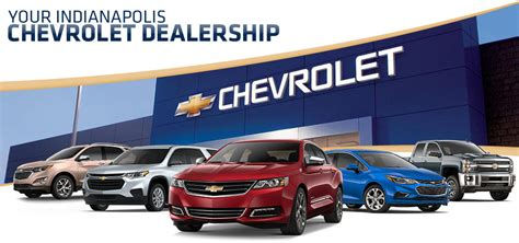 Chevy Dealership In Indianapolis, In  Blossom Chevrolet