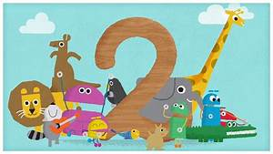 """""""The Number Two,"""" Number Songs by StoryBots - YouTube  2"""