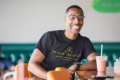 Reggie Privilege Gray Connecting Entrepreneurs Finds Magic