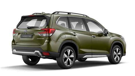 subaru asia launches  generation  forester auto news